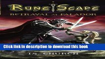 Download Books RuneScape: Betrayal  at Falador PDF Online