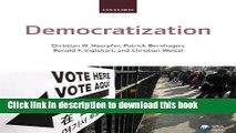Download Democratization  PDF Free