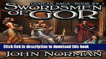 Read Books Swordsmen of Gor (Gorean Saga) ebook textbooks