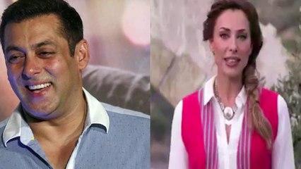 Bhabhi ji ghar par hai !! Is How A Fan Is Addressing Salman's Girlfriend Iulia !! Vianet Media