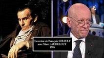 Louis-Ferdinand CÉLINE : entretien avec François GIBAULT (1985)