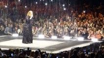 Adele set fire to the rain sse arena belfast 29/2/16