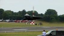 Dassault Rafale VS Lockheed Martin F-22 Raptor - video dailymotion