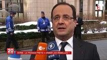 """Quand François Hollande était fier d'armer les rebelles """"modérés"""" syriens"""