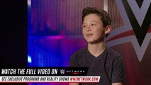 WWE kid thinks he can Rko Randy Ortan HD 2016