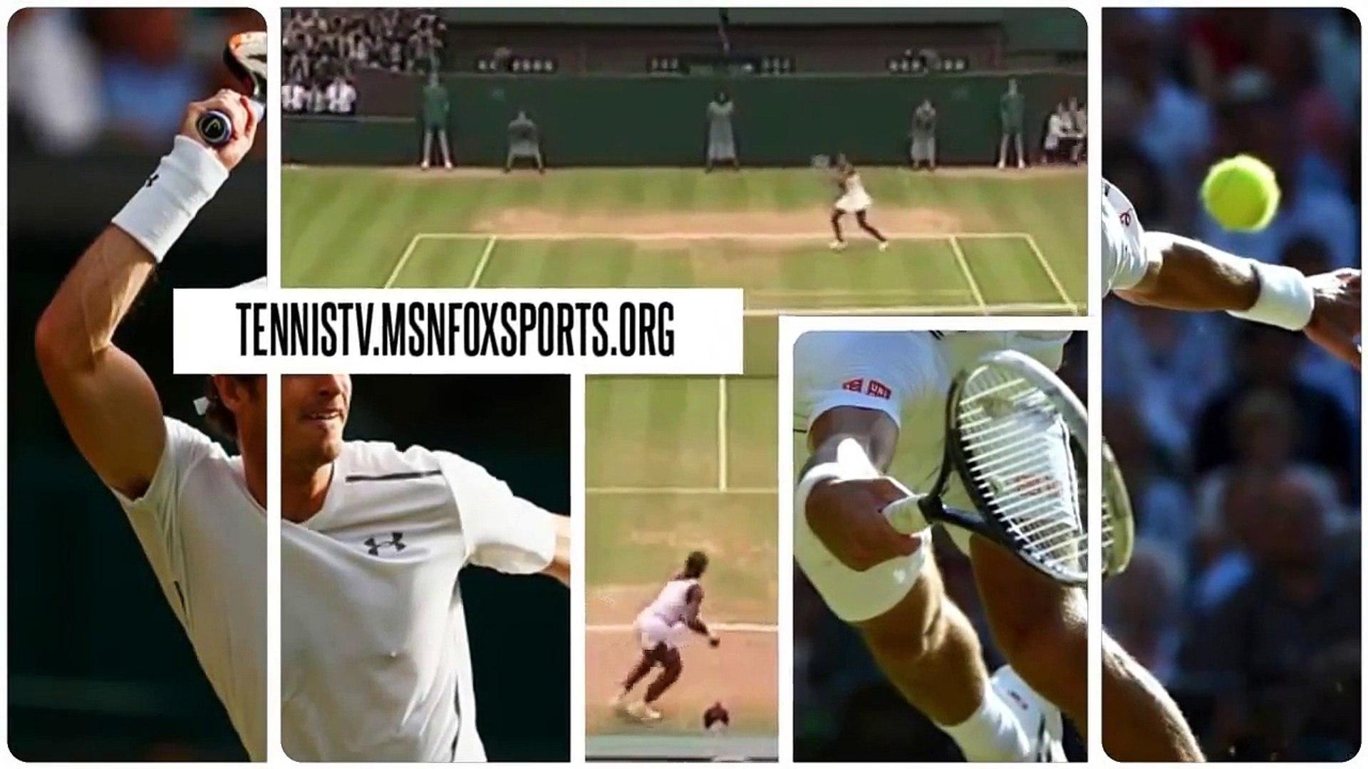 Watch - Andreas Seppi vs Milos Raonic Wimbledon Singles 2016