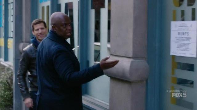 Brooklyn Nine-Nine S03E 12 - 9 Days