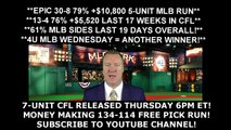 Free MLB Picks - Pittsburgh Pirates vs Seattle Mariners Prediction 06-29-16 10 - 10PM ET
