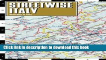 PDF Streetwise Italy Map - Laminated Country Road Map of Italy - Folding pocket size travel map