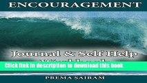 Read Encouragement Journal   Self Help Workbook: Inspirational Exercises, Motivational Quotes,