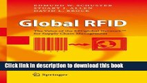 [PDF] Global RFID: The Value of the EPCglobal Network for Supply Chain Management Download Full