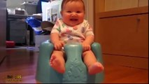 Funny baby laughs that make you laugh video Cute baby funny Compilation 2016