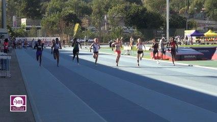 CF Espoirs : Finale 100 m Espoirs Femmes