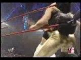 Big Show and Trish Stratus vs. Matt Hardy and Lita