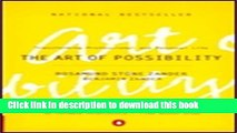 Read The Art of Possibility: Transforming Professional and Personal Life ebook textbooks