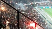 Feyenoord - AZ  22-12-2009 Sterretjes actie 12e minuut