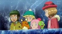Pokemon XY & Z series Episode 27 Ash VS Wulfric part 4 ポケットモンスター XY & Z