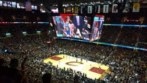 NBA 2016 Finals Game 6 - Cleveland Cavaliers vs Warriors -The Moment Cleveland Said Goodbye to Curry