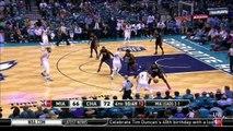 Jeremy Lin Does Michael Jordan Shrug | Heat vs Hornets | Game 4 | April 25, 2016 | NBA Playoffs