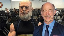 J.K. Simmons Says Those Gordon Muscles Aren't for Justice League