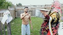 ALS Ice Bucket Challenge! Me and my mom doing the ALS Ice bucket challenge!