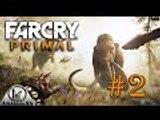 Far Cry Primal gameplay español PC parte #2 Walkthrough curando heridas de tigre ULTRA HD