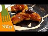 Ananas rôti vanille-passion - 750 Grammes (Recette sponsorisée)