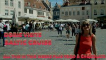Baltic Cruise; Doris Visits 7 ports/cities in one cruising film