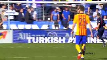 Lionel Messi ● 10 Insane Pre-Assists [The Key Pass-Play before The Goal-Assist] --HD--