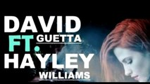 David Guetta ft. Hayley Williams (Paramore) - You could