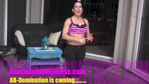 Core Workout AB-Domination with Laura London