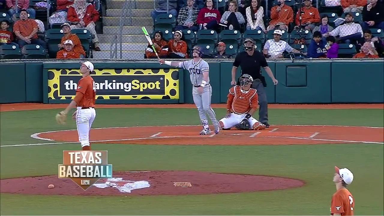 Baseball highlights: TCU [March 24, 2016]