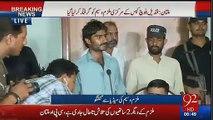 Qandeel Baloch k Bhai ka bayan, Waseem Brother of Qandeel Baloch