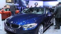 Vidéo - en direct de Genève 2014 - BMW Série 4 cabriolet