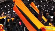 En direct de Genève 2014 - McLaren 650 S Coupé