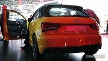 En direct de Genève 2014 - Audi S1, fusée de poche
