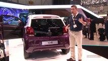 Salon de Genève 2014 - Citroën C1, Peugeot 108, Toyota Aygo et Renault Twingo s'affrontent déjà !