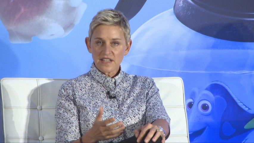 Ellen DeGeneres Wants 'Finding Dory' To Be A Voice For Change