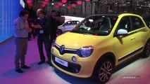 Salon de Genève 2014 - Renault Twingo : sympathique