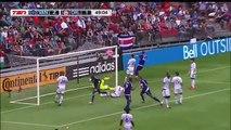 GOAL : Cyle Larin - Vancouver Whitecaps FC 2-2 Orlando City SC- 16.07.2016 MLS