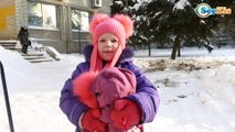 ✔ Кукла Беби Борн и Девочка Ника. Видео для детей. Получение посылки на почте. Baby Born ✔