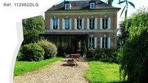 A vendre - Maison bourgeoise - Pont Audemer (27500) - 6 pièces - 141m²