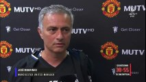 Manchester United vs Wigan ● Jose Mourinho First Pre - Match Interview HD