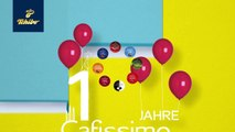 Tchibo feiert Geburtstag: Die Cafissimo CLASSIC wird 10 Jahre alt!