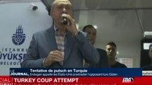 Tentative de putsch en Turquie: Erdogan appelle les Etats-Unis à extrader l'opposant Gülen