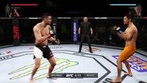 EA SPORTS UFC 2 ● UFC FIGHT 2016 MMA ● MMA UFC MIX FIGHT ● CHRIS WEIDMAN VS MARK MUNOZ