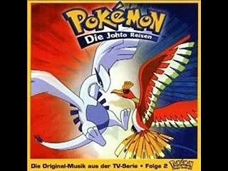 Pokémon - Die Johto Reisen Soundtrack Song 10 Zwei Supergirls (German/Deutsch)