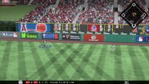 MLB The Show 16 Chicago Cubs Franchise #01 - Cubs vs Angels