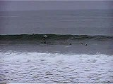 SURFING 2 FEV 07 SOUTH QUIBERON SPIRIT SURF CLUB BRETAGNE