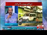 Babar Awan bashing Khawaja Asif for remained silent on Kashmir Issue and appearing on tv on Turkey Issue.